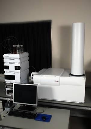 15.비행시간차 액체크로마토 질량분석기 (LC-TOF,MS)